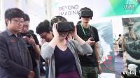 VRplay 现场体验者们对虚拟现实的有趣反应
