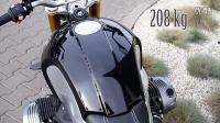 BMW R nineT design