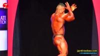 2014健美奥林匹亚 男子健美212磅组 2