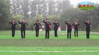 蓝天草原-北京市朝阳区常营公园广场舞-小苹果