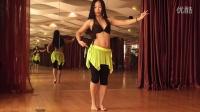 入门篇《点踢胯》教学分解  杜湘湘肚皮舞 教程