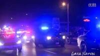 美国,弗格森 镇:警察遭遇枪击