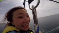冲绳植物园 飞帆伞 还要有自助餐