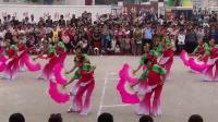 汝州市纸坊2014年广场舞秧歌比赛一等奖作品