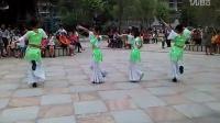 VID_20141001_095354佛山江边舞队红丽纬停广场舞电话情缘