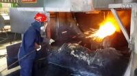 实习人员实践操作——烧氧放铜