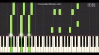 【Interstellar】星际穿越先行预告音乐钢琴版