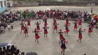 丫山牡丹广场舞队..原创舞蹈《丫山迷歌》获2014年何湾镇首届广场舞大赛二等奖