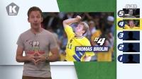 最快的足球运动员 Top 5