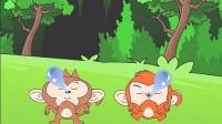 儿童睡前故事大全之猴哥猴弟种玉米