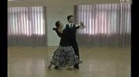 北京朝阳万人共舞教学片---4探戈