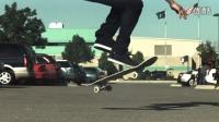 超酷滑板技巧欣赏 慢动作解析 (1000 fps slow motion)