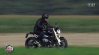 宝马摩托车BMW NINE T -试驾