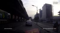 2014年10月10日,石祥路西向东石桥立交进入留石高架匝道,浙A•09A90违章。