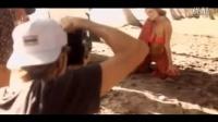 英媒票选全球最美胸部_凯特阿普顿性感海边写真秀【视觉盛宴】