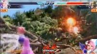 TEKKEN 7 Rage Arts movie (New System)