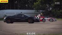 McLaren P1 vs. Porsche 918 Spyder vs. Ducati 1199 Superlegge