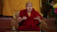 2014.09.25 大寶法王噶瑪巴中文開示《怎樣才能成為一個真正修行人》