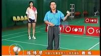 陈伟华《如何打羽毛球》46  战术练习五 拉杀