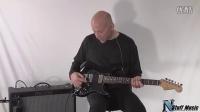 Fender Blacktop Stratocaster HH  试听测评
