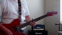 Fender Custom Telecaster FMT HH 试听测评