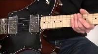 Fender Classic Series 72 Telecaster Deluxe  试听测评