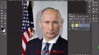 ps教程 Photoshop cs6 视频教程  换脸教程