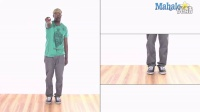 How to Do Uncle Sam Points in Dance