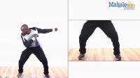 Hiphop基础:经典组合套路 舞蹈教学 分解动作 详细讲解