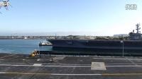 美国海军林肯号航空母舰