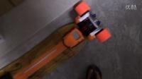 【天池工作室】 电动滑板车  遥控电动滑板先锋兵加大灯 流水灯
