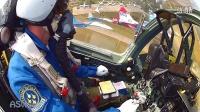米格29与苏27空中表演