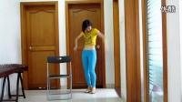 【凯子独家】优酷超清:蓝色美臀紧身裤抖臀热舞(偶喜欢)_超清