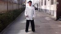 传统杨式太极拳85式---预备式02_标清