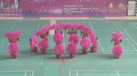 醉一斗杯茌平县首届广场舞决赛实况乐平青春飞扬代表队《好日子》