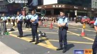 香港:千名市民集会给警察打气 新闻报道 20141020