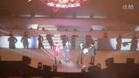 2014中国济南汽车音乐节-至上励合 温情现场与观众互动!