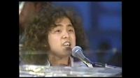 原田真二 -  タイム トラベル  1978年紅白歌合戦
