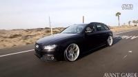 Audi A4 Avant on 20' Avant Garde M590 - AG Wheels