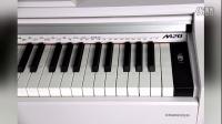 克拉乌泽/crawzer/克拉乌泽M20重锤键盘电钢琴