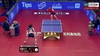 姜华珺vs徐孝元_2014年世界杯女单16强_高清