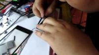 红城通讯小米红米2013022拆机换屏视频更换维修触摸屏 外屏 手写屏总成