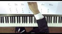 大卫音乐:八.钢琴即兴伴奏之如何为歌曲配置和弦_标清