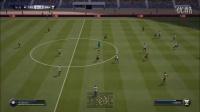 雪妍带你玩转Fifa 15 - 华丽过人强行秀操作 射门就是这么容易