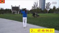02 伸展运动——齐之韵快乐舞步健身操第五套分节分解动作