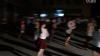VID_20141028_205821佛山郊边.江边舞队全体广场舞蹦蹦跳跳,三十二步,十六步