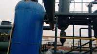 废轮胎裂解炼油机器