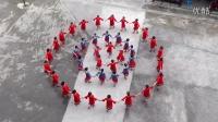 红舞鞋广场舞《转圈舞》
