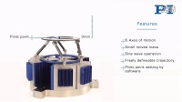 H-850KMAG 高动态六自由度并联系统