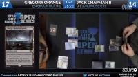 SCGMINN - Standard - Round 2b - Gregory Orange vs